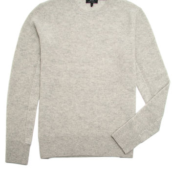 Rag & Bone Grey Violet Kaden Crew Sweater