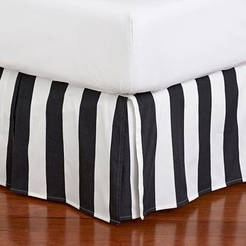 The Emily & Meritt Circus Stripe Bedskirt