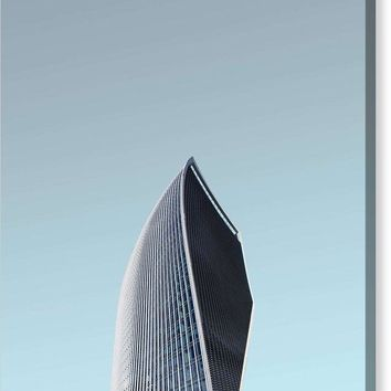 Urban Architecture - Sky Garden, London, United Kingdom - Canvas Print