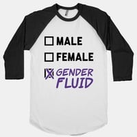 Gender Fluid Checklist