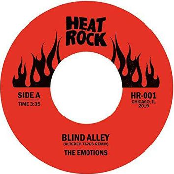 "The Emotions / Big Daddy Kane - Blind Alley Remixes (7"")"
