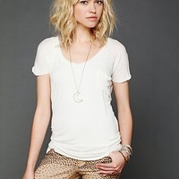 Free People We The Free Retro Solid Tee