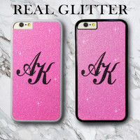 Luxury Bling REAL GLITTER Personalised Gift Case Cover for iPhone Samsung Sony | eBay