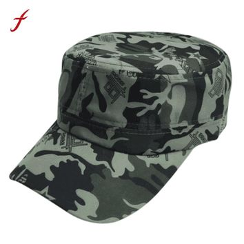 2017 women baseball cap men snapback caps brand girl Vintage Camouflage Outdoor Style fashion sport black hats hot sale