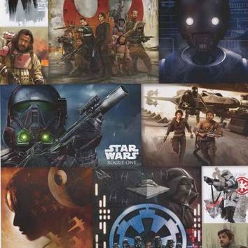 Star Wars Rogue One Movie Poster 22x34