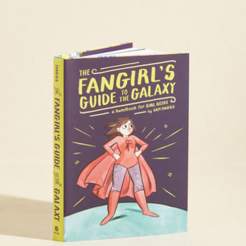 The Fangirl's Guide to the Galaxy | Mod Retro Vintage Books | ModCloth.com