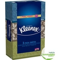 Kleenex Tissues, 210 sheets (Pack of 3) - Walmart.com