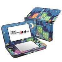 Nintendo New 3DS XL Skin - Our Town