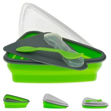 SmartPlanet Collapsible Pizza Box Meal Kit