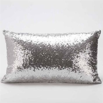 Bling Bling Sequin Pillow Cover