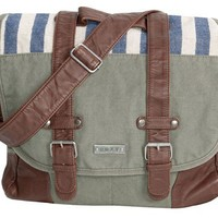 roxy take back messenger bag