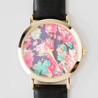 MAYFAIR FLORAL WATCH
