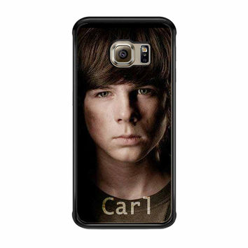 The Walking Dead Carl Grimes Samsung Galaxy S6 Edge Case