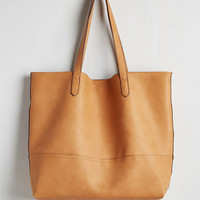 Everyday Allure Bag in Butterscotch | Mod Retro Vintage Bags | ModCloth.com