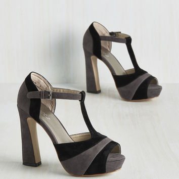 I'll Keep You in My Trots Heel | Mod Retro Vintage Heels | ModCloth.com