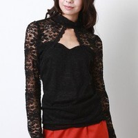 Lady Vamp Top