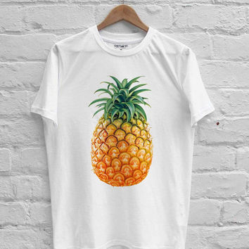 Pineaple fruit T-shirt Men, Women Youth and Toddler
