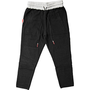 Brand Black Shanty French Classic Pant (Mens) - Black