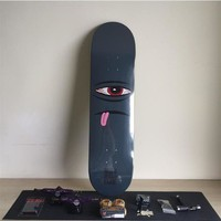 "8"" Toy Machine BloodShot Eyes Skateboard"