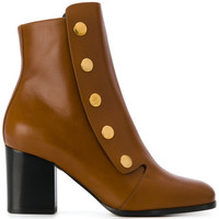 Mulberry Buttoned Boots - Farfetch
