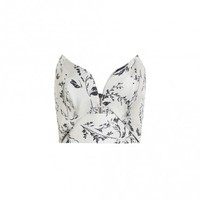Fortune Plunge Jacquard Bodice - The Latest