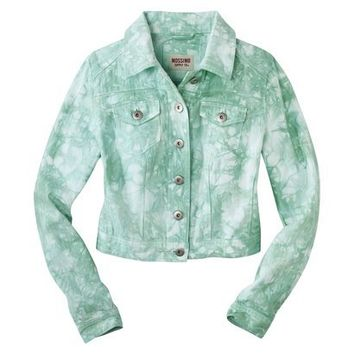 Mossimo Supply Co. Junior's Denim Jacket - Assorted Colors