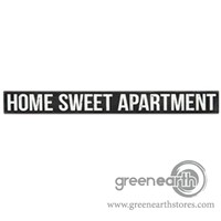 Green Earth Stores | 00213927278 - Box Sign - Sweet Apartment