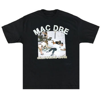 "Mac Dre ""California Livin"" Rap Tee"
