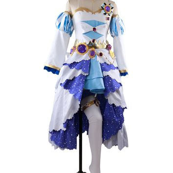 Love Live Birth Stone Tojo Nozomi Cosplay Costume Custom Made