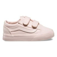 Toddlers Mono Canvas Old Skool V | Shop Toddler Shoes At Vans