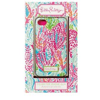 iPhone 4s Cover - Lilly Pulitzer