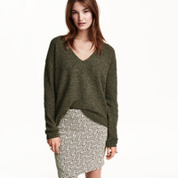 H&M V-neck Sweater $19.99