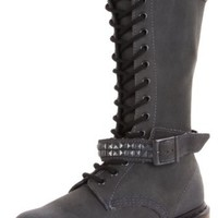 Dr. Martens Women's Janice Motorcycle Boot