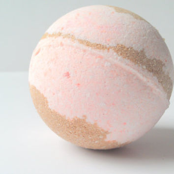 Baked Apple Bath Bomb by ZEN-ful, Bath Fizzy, Bath Bombs, Gift Ideas, Apple Bath Bomb 4.5 oz
