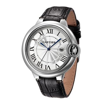 Cartier Casual, small, light watch L-PS-XSDZBSH Black