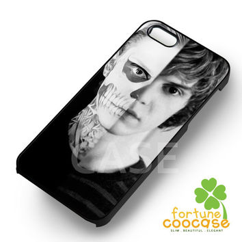 Tate Langdon Evan Peters - zzFzz for  iPhone 6S case, iPhone 5s case, iPhone 6 case, iPhone 4S, Samsung S6 Edge
