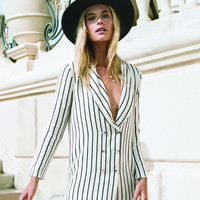 Strummer Blazer Dress