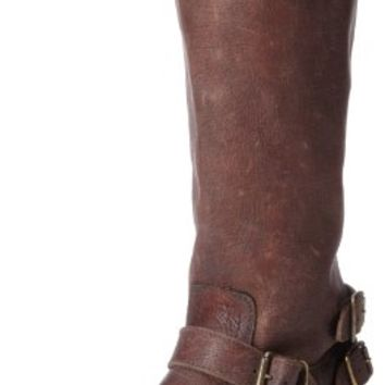 FRYE Women's Veronica Back-Zip Boot