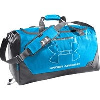 Under Armour Hustle Storm Medium Duffle Bag