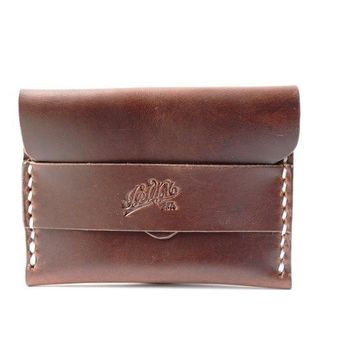 Handcrafted English Leather Wallets