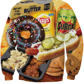 8 Worst Foods to Eat Crewneck Sweatshirt