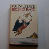 BECH IS BACK by John Updike: Alfred Knopf 9780394528069 Hardcover, 1st Edition - Wisdom Lane Antiques