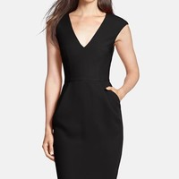 Women's Clove Woven Sheath Dress (Nordstrom Exclusive)