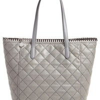 Stella McCartney 'Falabella Shaggy Deer' Quilted Faux Leather Tote | Nordstrom