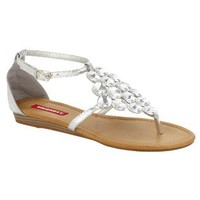 Unionbay- -Women's Sandal Elizabeth - Silver-Gifts-Mother's Day-Shoes