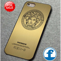 versace gold   for iphone, ipod, samsung galaxy, HTC and Nexus PHONE CASE