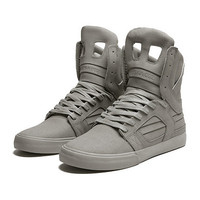 SUPRA SKYTOP II Shoe | GREY - GREY | Official SUPRA Footwear Site