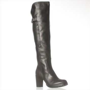 DV by Dolce Vita Indygo Over-The-Knee Boot - Black
