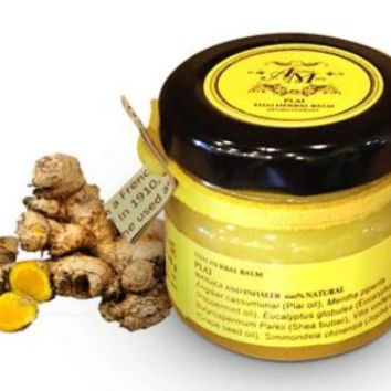 Thai Herbal Balm  - Cassumunar ginger