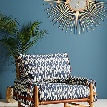 Ikat Rhys Chair